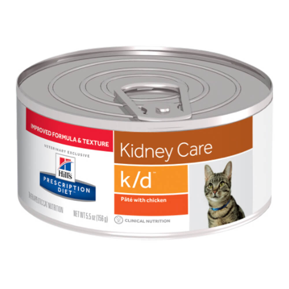 Review Of Cats Kd Kidney Food